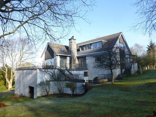 Spacious family house in Kippford