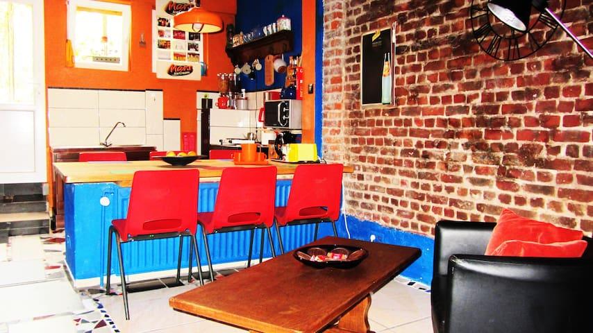 VINTAGE  SWEET  HOME  JETTE  BRUSSELS  BASILICA