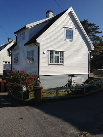 Town house in Norways Summer town!