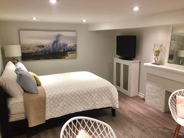 Newly renovated, spacious apartment near High Park - Toronto - Ev