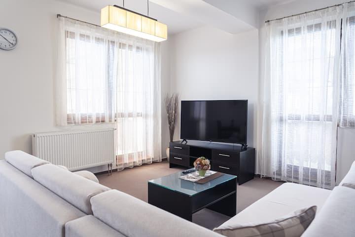 AC Apartment High Tatras View - Veľká Lomnica