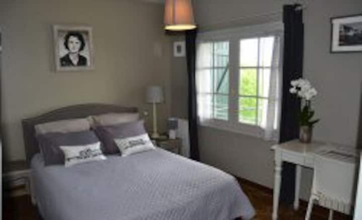 chambre hôtes biarritz  vue mer pr 2 pers