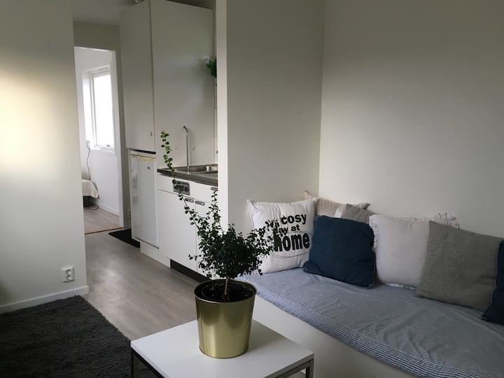 Modern accommodation in Halmstad