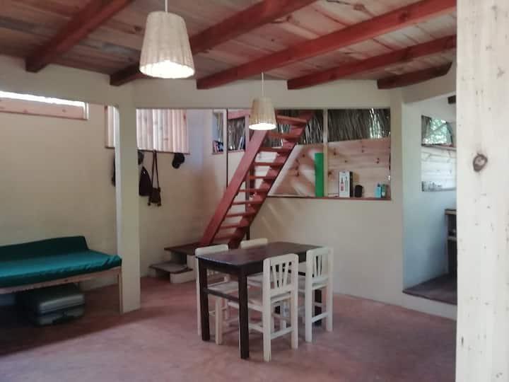 Casa Rubén,a 150 metros de la playa