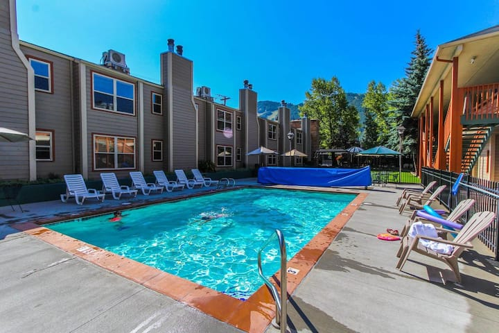 ❤️ Top Rated Resort *Jackson Hole Towncenter* #1