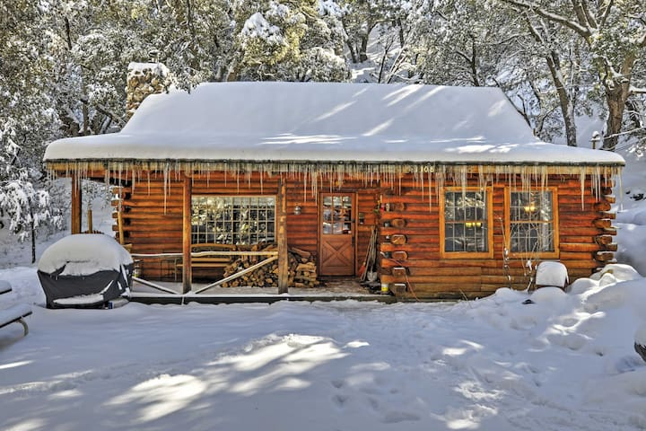 2BR Pine Mountain Club 'Cabin in the Woods'! - Pine Mountain Club - Hytte