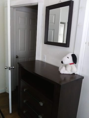Dog Lovers Place - Snoopy Room