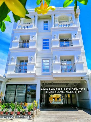 Amaranths Hotel-28 Rooms, within the City Proper