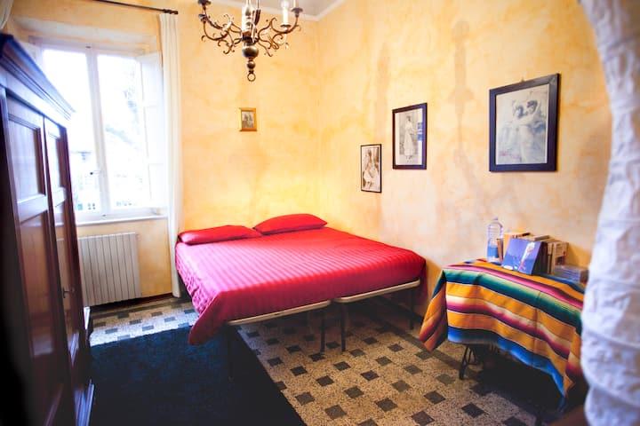 Stanza Privata in Lucca centro