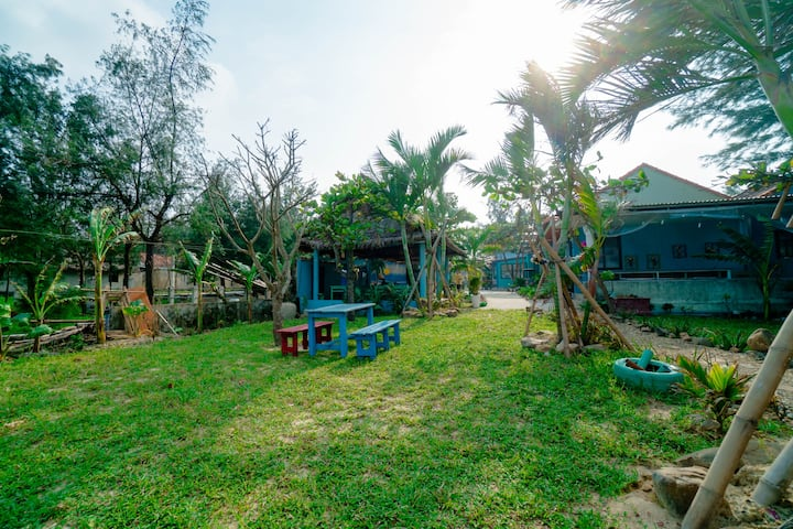 Seasand Homestay_Private Room 3pax Thien Duong