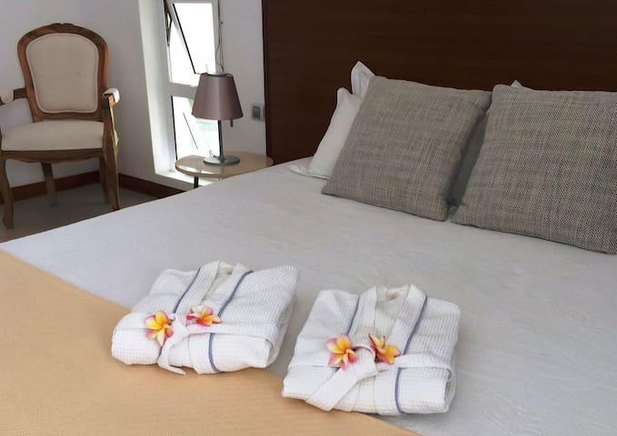 Bathrobes for each rooms