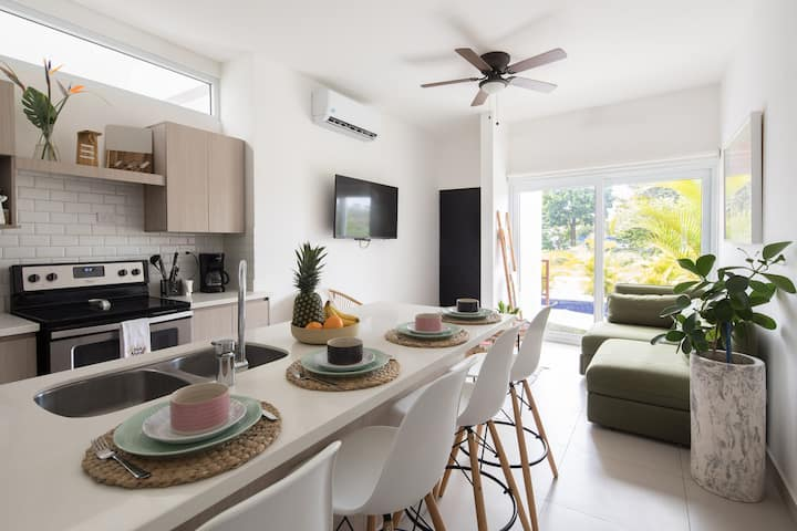Experience 5-stars comfort in a stylish design Apt