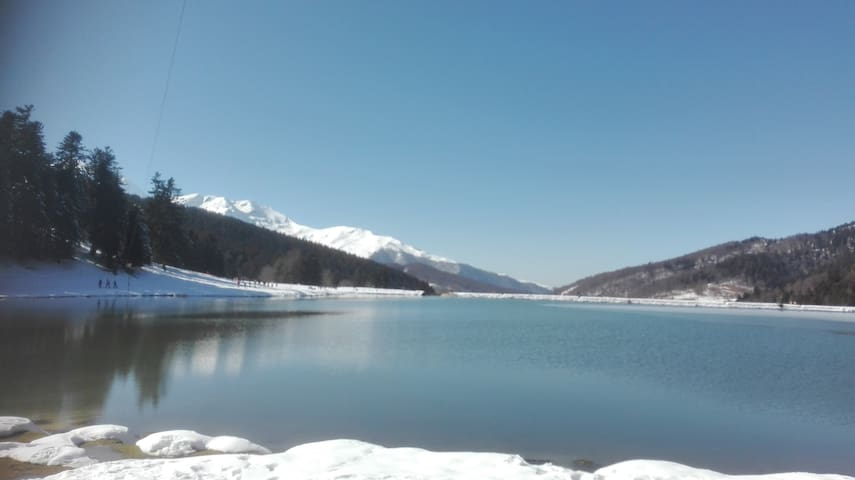 le lac de payolle