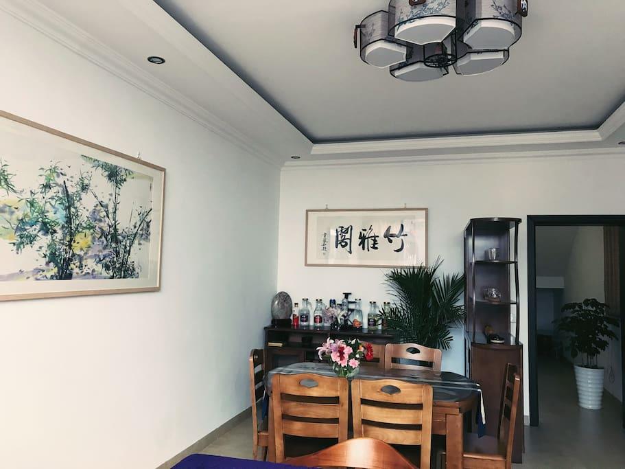 共用区域:餐厅(棋牌室)