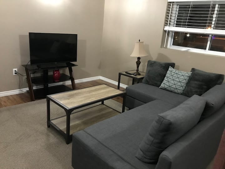 Enough room for the family! 2 BR feat. King bed!