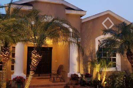 Beautiful Tampa Bay Area Pool Home