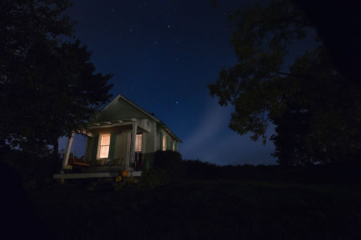 Enjoy stargazing on the hill