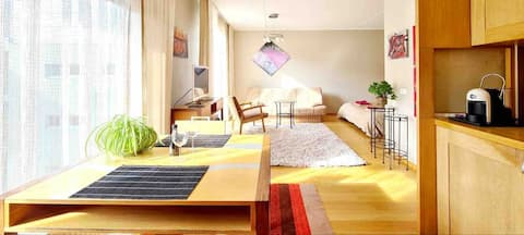 Cozy studio apartment in the heart of Tartu