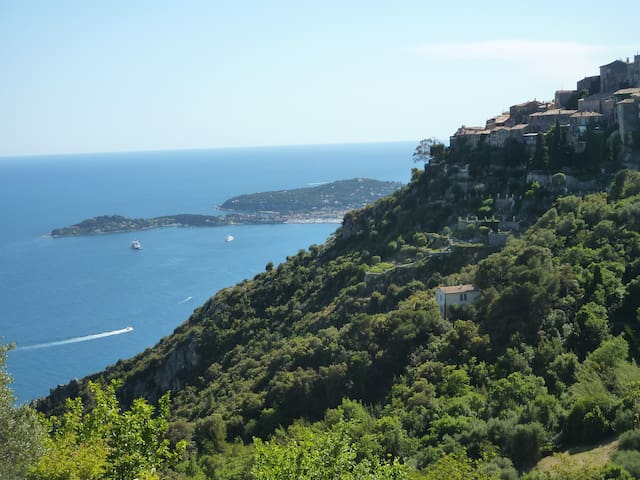 Charmante villa provençale proche de Monaco - Èze - Talo