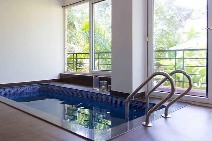Bhoomi Sojourn2 - North Goa - Villa