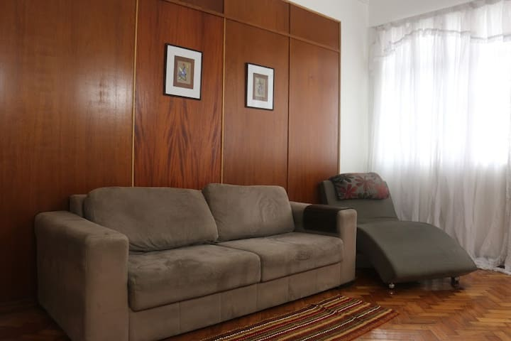 Apartamento Orla de Copacabana - Rio de Janeiro - Appartement
