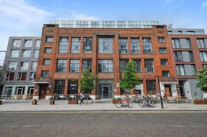 London Fields Ensuite with Private Balcony - Londres - Pis