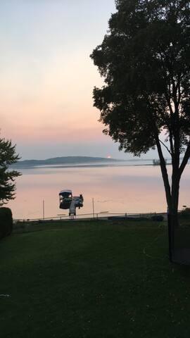 Richardson Lake House