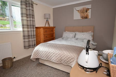 Lovely Double Bedroom with panoramic views.