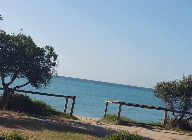 5 Minutes - Paradise Beach - Hus
