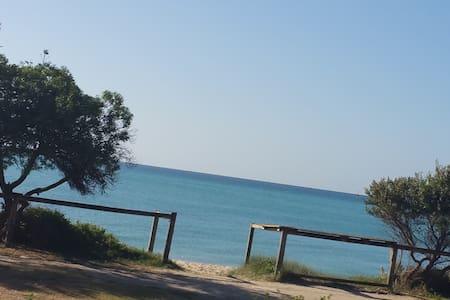 5 Minutes - Paradise Beach - Casa
