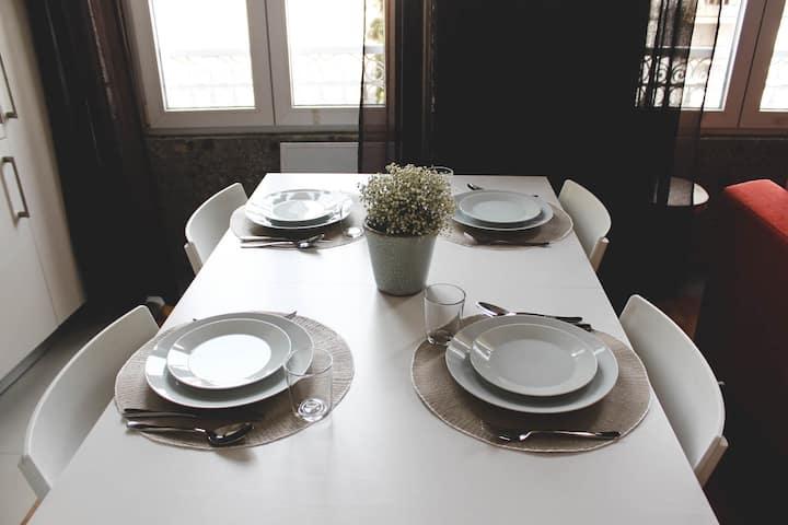 Bracara Home - Center apartment