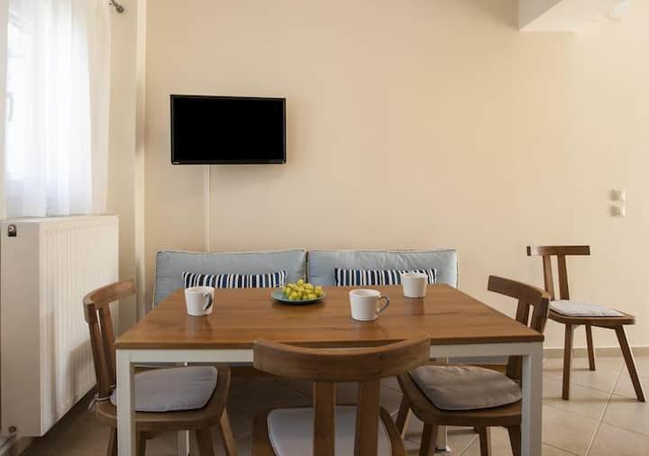 Santorini Med Homes - Lydia Apartment