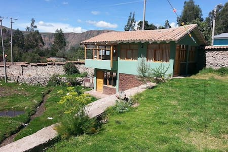 Country house in Urubamba - Urubamba