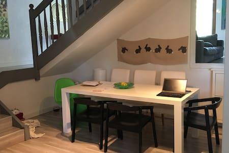 Charming house close to Geneva - Choulex - Lägenhet
