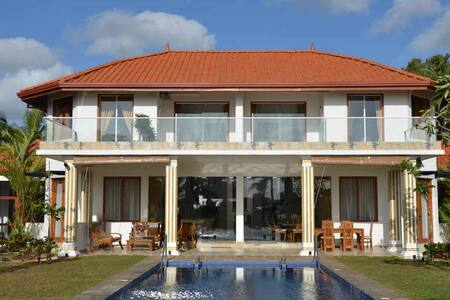 Villa Raphael  Luxus und Pivacy / Preis for 1 room - Galle - Casa de campo