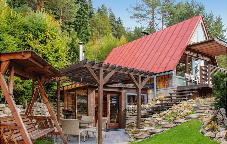 Holiday cottage with 2 bedrooms on 97m² in Vysne Ruzbachy