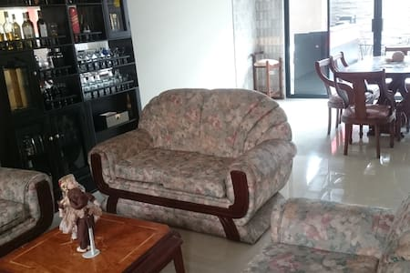 Family house, spacious and full equipped - Riobamba - Hus