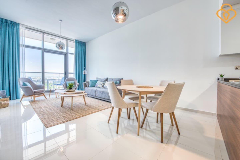 Modern One Bedroom Apartment in Damac Hills