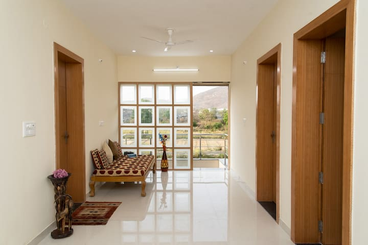 Luxury OYO Home To Stay Near Airport In Udaipur
