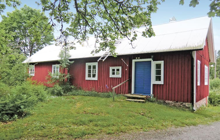 Former farm house with 3 bedrooms on 110 m² in Lönsboda