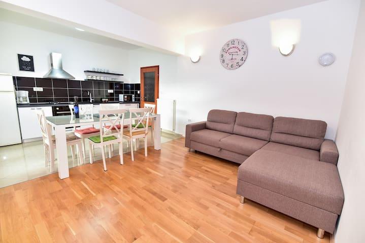 Comfortable and spacious
