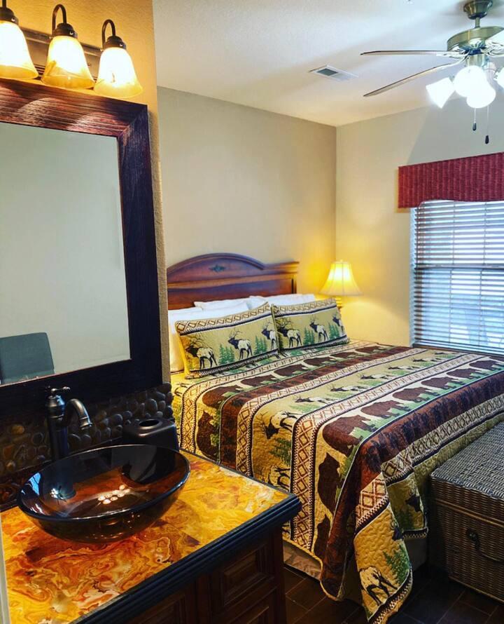 King Suite Condo at Stonebridge Resort