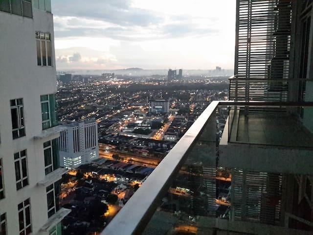 Central Sky Studio @ KSL City - Johor Bahru - Daire