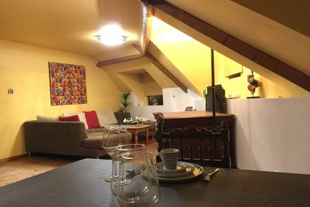 Charmant romantisch appartement - Ieper