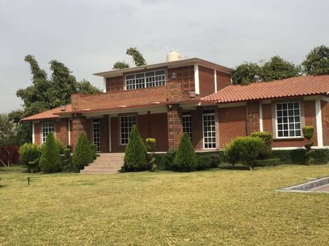 Hermosa y refinada casa de campo