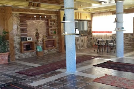 Bedouin Discovery Home, Petra (private room) - Wadi Mousa - アパート