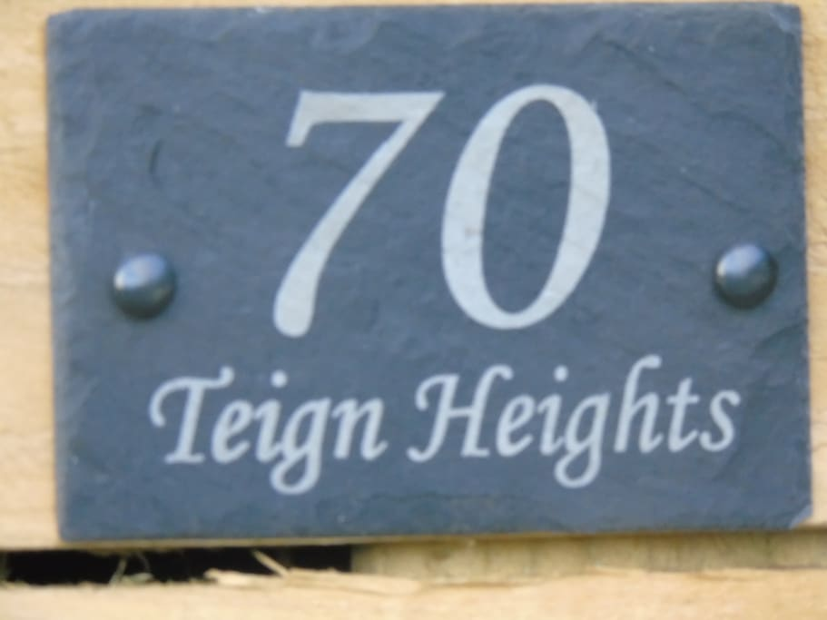 Teign Heights No 70