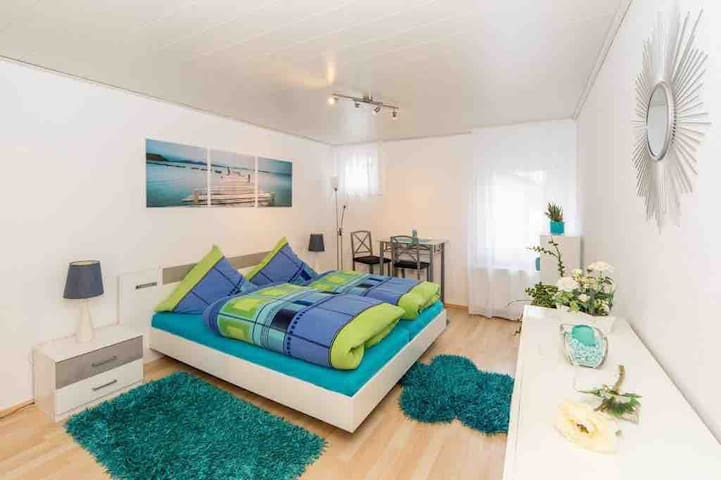 Komplette 100qm Wohnung im Zentrum von Brackenheim