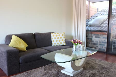 Private room in a peaceful serene location - Appartement