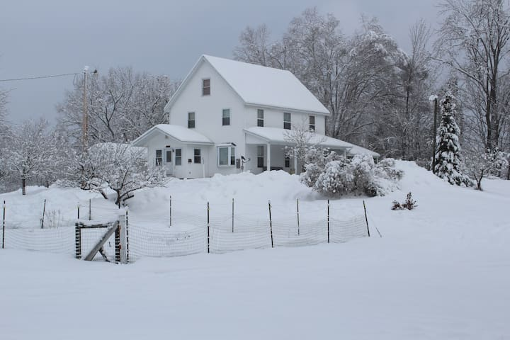 Seney Farmhouse